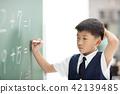 黑板 儿童 孩子 42139485