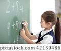 黑板 儿童 孩子 42139486