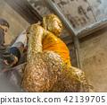 Ancient Buddha, Amphawa, Thailand 42139705