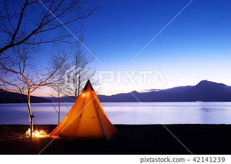 호반의 캠프 42141239
