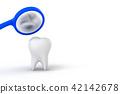teeth tooth mirror 42142678