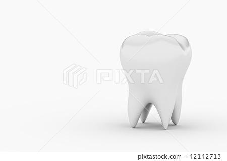 Illustration of teeth 42142713