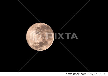 lunar, moon, a full moon 42143303