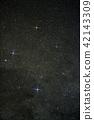 ดาว,กลุ่มดาว,ฟ้ามืด 42143309