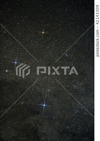 southern cross, star, constellation 42143309