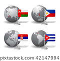 Oman, Philippines, Serbia and Cuba 42147994