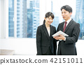 事業女性 商務女性 商界女性 42151011