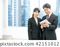 事業女性 商務女性 商界女性 42151012