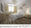 床 床鋪 臥室 42152971