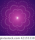 Vector geometric background 42155338