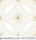 Seamless geometric pattern 42155352