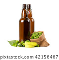 beer hop bottle 42156467