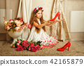 girl, dress, kid 42165879