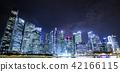 싱가포르의 건물 풍경 42166115