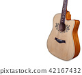acoustic guitar, flower Inlay on Fingerboard 42167432