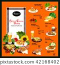 german cuisine food 42168402