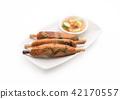 Fried Fish-paste stick 42170557