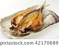乾魚烤魚 42170689
