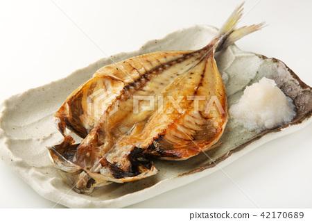 金槍魚 魚乾 烤魚 42170689
