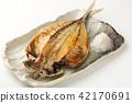 乾魚烤魚 42170691