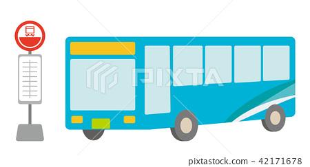 一辆公共汽车 42171678