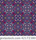 damask, pattern, seamless 42172380