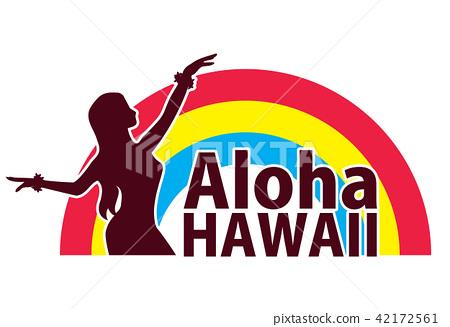 하와이 42172561