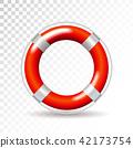 buoy, lifesaver, vector 42173754