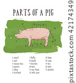 scheme and guide - Pork. 42174349