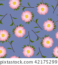 雏菊 矢量 矢量图 42175299