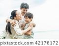 两代家庭海 42176172
