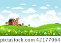 farm, landscape, pastures 42177064