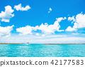 竹富裡港(竹富島·沖繩縣) 42177583