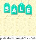 summer sale background 42179246