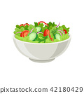salad food vegetable 42180429