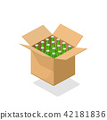 package, beer, beverage 42181836