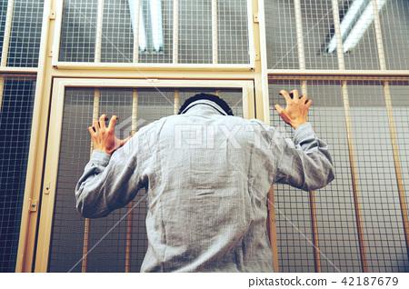 拘留場所懷疑形象 42187679