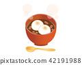 年糕 甜品 甜點 42191988