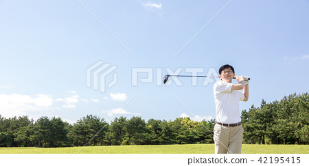 골프 이미지 42195415