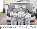 트럭 운전사 팀 42197534