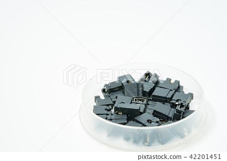 IC電阻電容電感PCB可變電阻SMD開關螺絲螺帽插座LED電路板排線RS232繼電器RELAY線圈 42201451