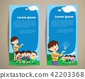 education teacher children banner 42203368