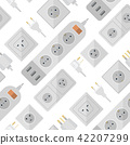 vector, plug, power 42207299