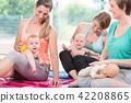 massage, babies, women 42208865