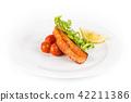 熟的 三文鱼 鲑鱼 42211386