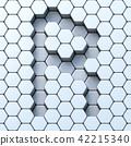 letter, r, grid 42215340