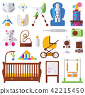childhood object vector 42215450