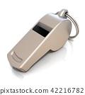 Metal whistle 42216782
