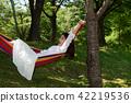 공원에서 휴식 중인 모습 42219536