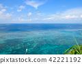 珊瑚礁海夏天 42221192